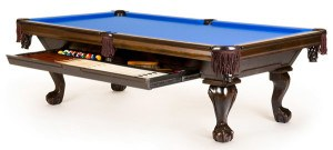 Billiard table services and movers and service in Sacramento California